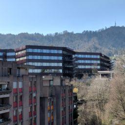 Credit Suisse plant Abriss