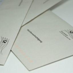 Erinnerung: Kündigungsschreiben